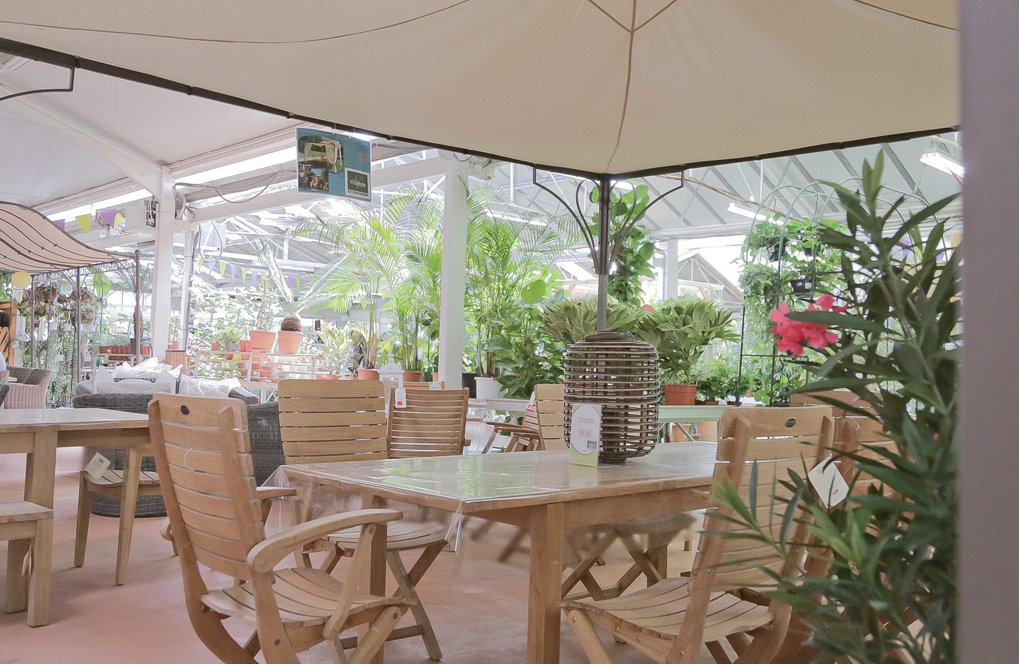 Mobilier de jardin et décoration