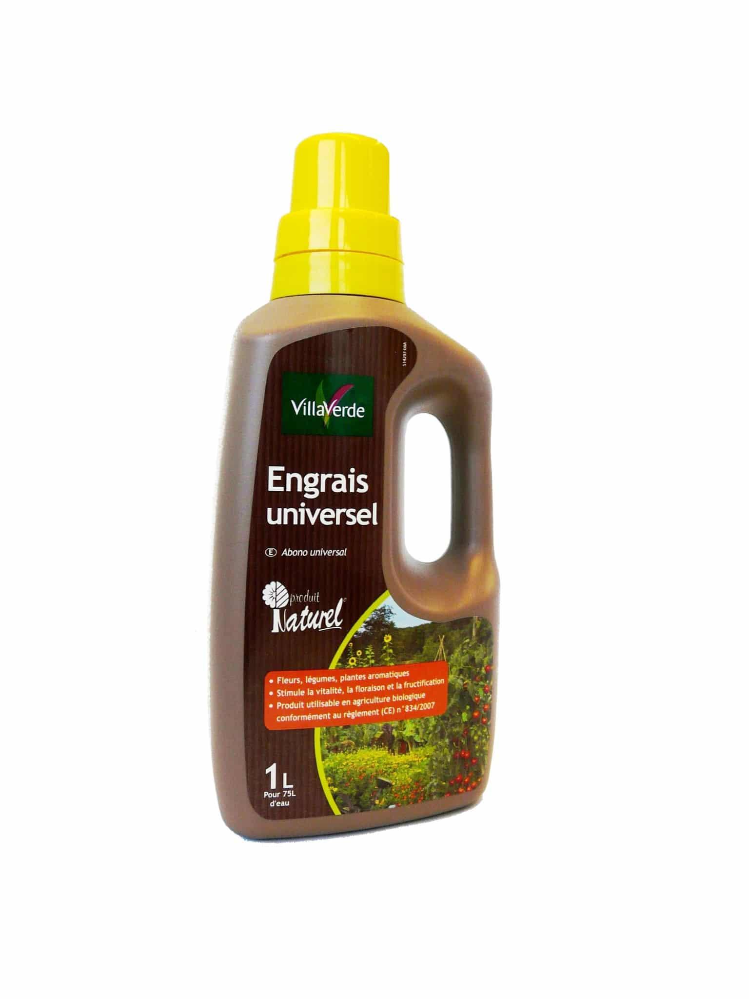 Engrais universel Bio 1L