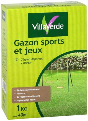 Gazon sport et jeux 1kg