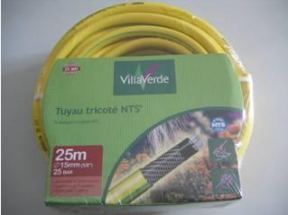 Tuyau tricoté NTS 15x25m