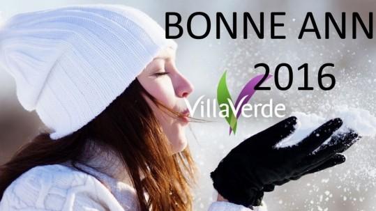 VILLAVERDE BONNE ANNEE (C)