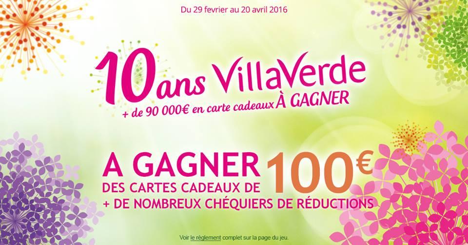 Villaverde fête ses 10 ans !