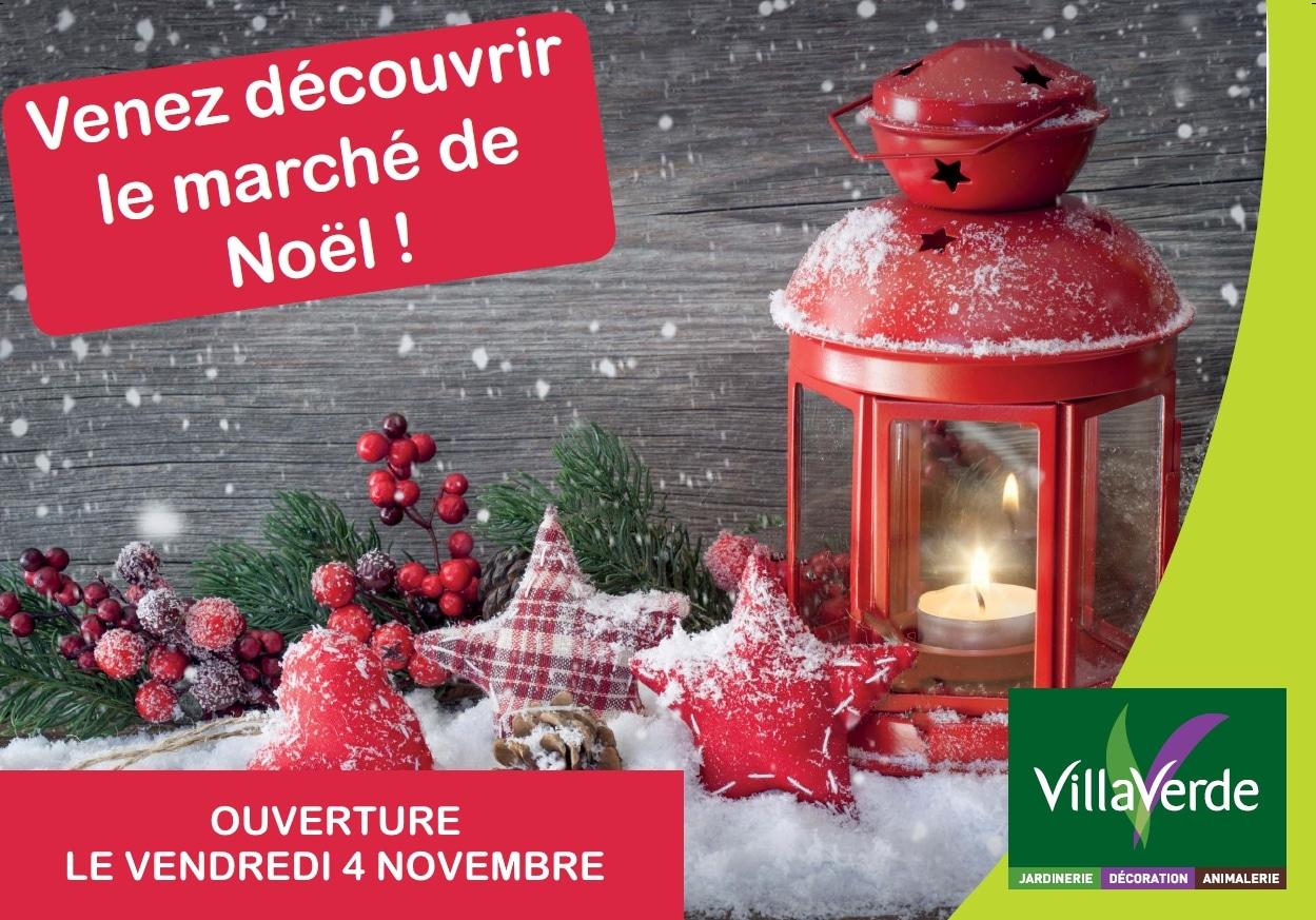 Venez découvrir le marche de noël dans vos jardineries Villaverde Rocchietta
