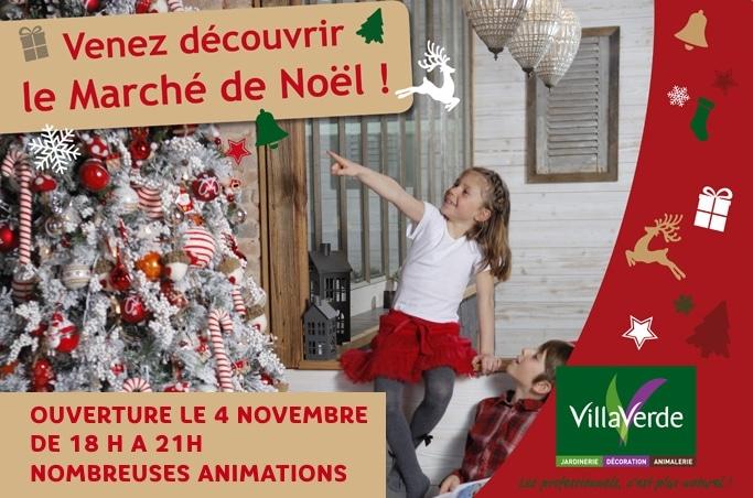ouverture du rayon de noël le vendredi 4 novembre a 18 h a Aix en Provence