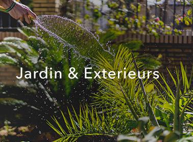 jardinerie et extérieur en provence