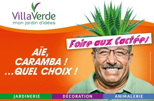 LA FOIRE AUX CACTACÉES CHEZ VILLAVERDE ROCCHIETTA