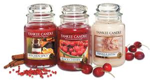 HISTOIRE DE YANKEE CANDLE.